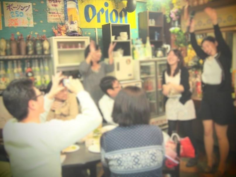 写真④沖縄料理屋