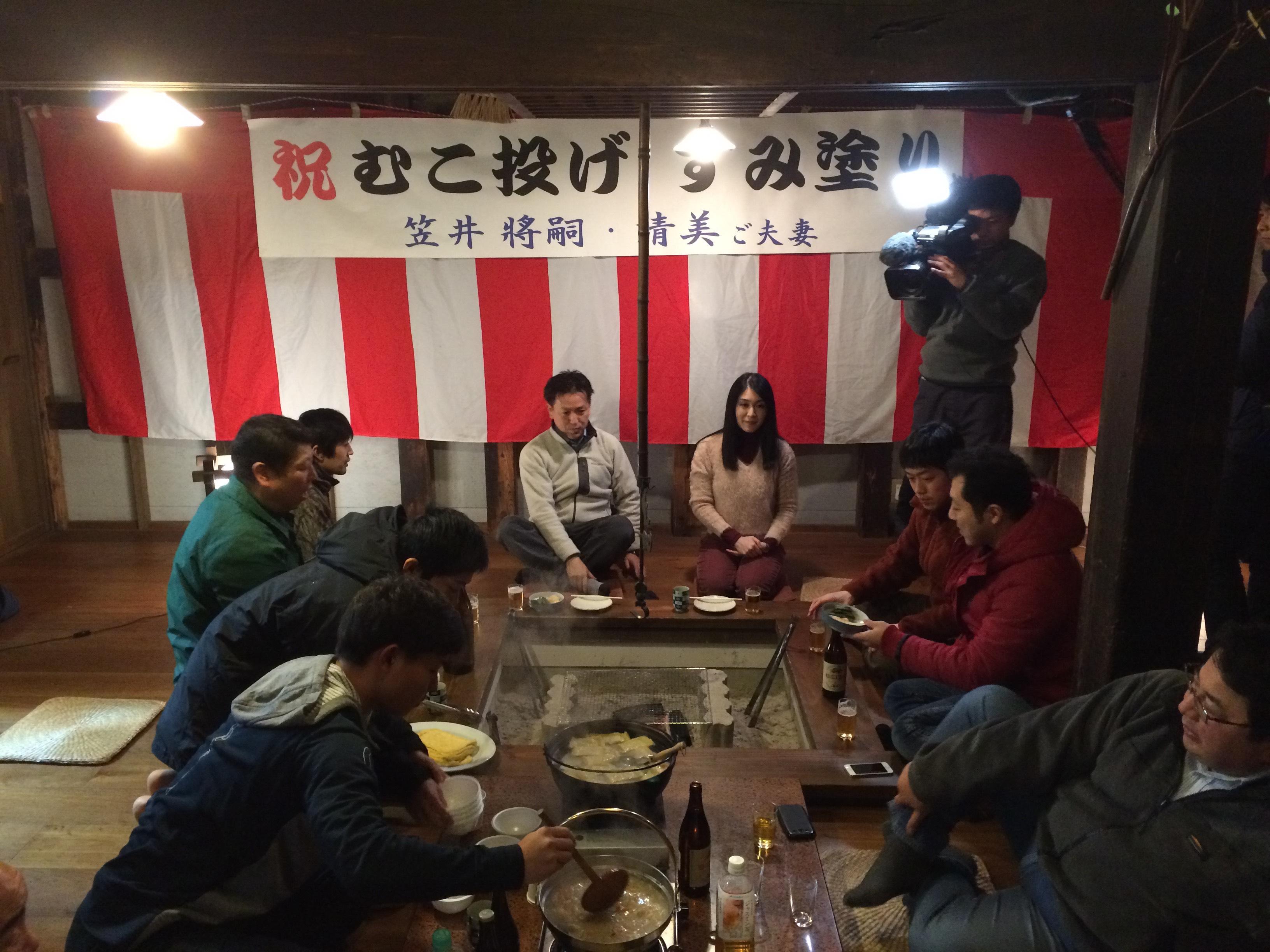2_地炉での宴