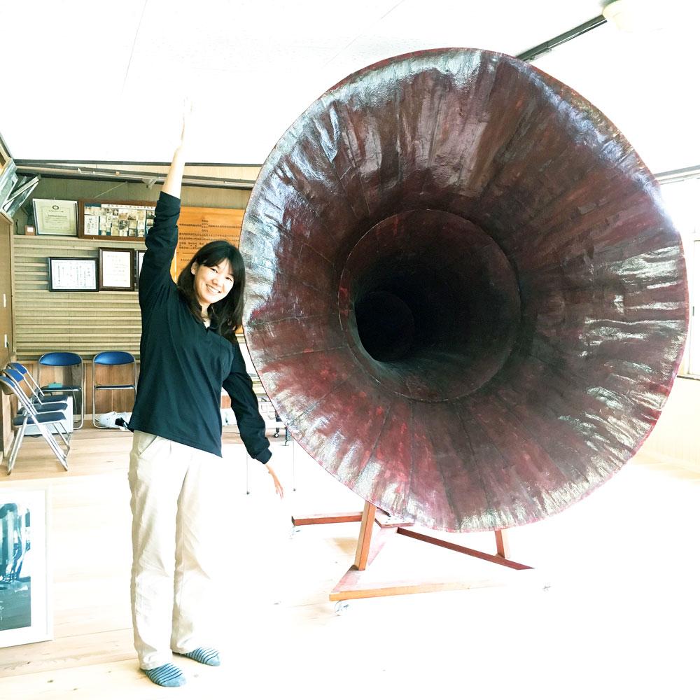 artokigawa蓄音機2