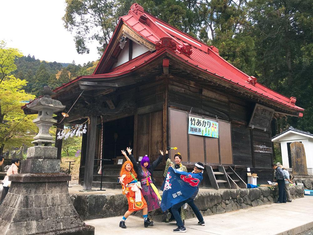 artokigawa神社