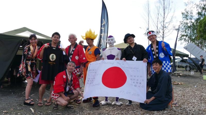 日本代表集合